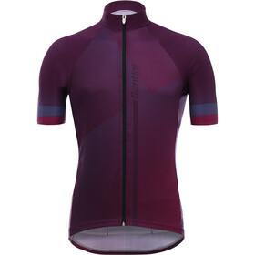 Santini Vento Jersey Herre violet